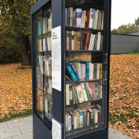 """Bild eines """"Offenen Bücherschranks"""""""