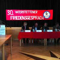 v.l.: Kristina Kleinmagd-Kalteis (SPD Ortsvereinsvorsitzende), Günter Lenz (3. Bürgermeister), Franz Maget, Mareike Transfeld, Peter Dingler (Altbürgermeister)