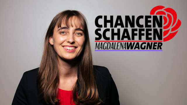 Magdalena Wagner - Bundestagskandidatin des Wahlkreises 213 Ebersberg Erding