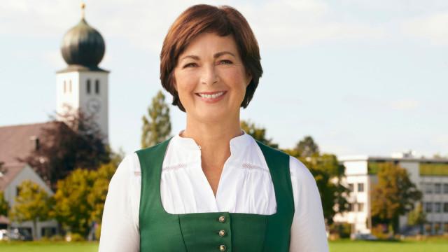 Unsere Bürgermeisterkandidatin Maria Wirnitzer